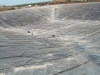 Dairy Lagoon with Conductive Geomembrane
