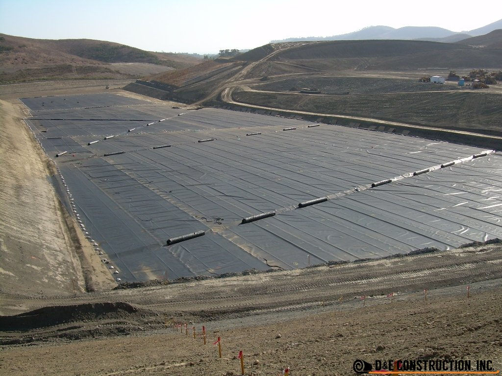 Buttonwillow Landfill Cell