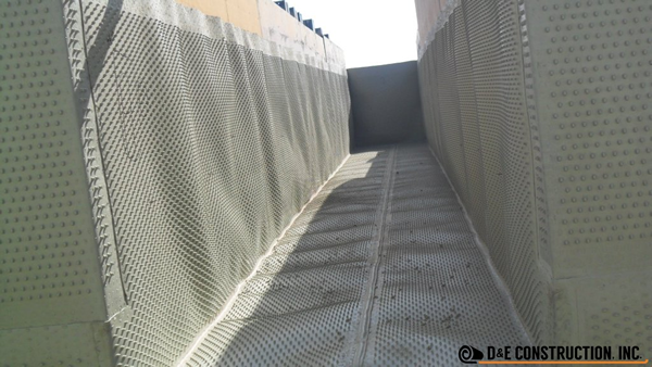 Concrete Protection Liners