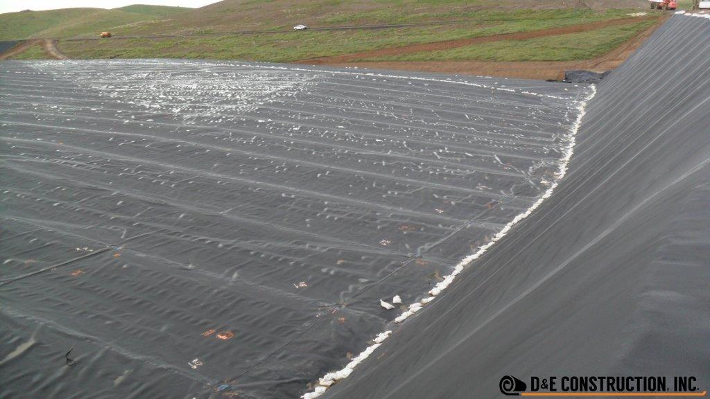 Landfills: Municipal Solid Waste Cells: Clovis Landfill