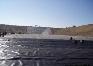 Landfills: Municipal Solid Waste Cells: Fairmead Landfill