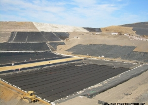Landfills: Municipal Solid Waste Cells: Neal Road Landfill Phase - 4