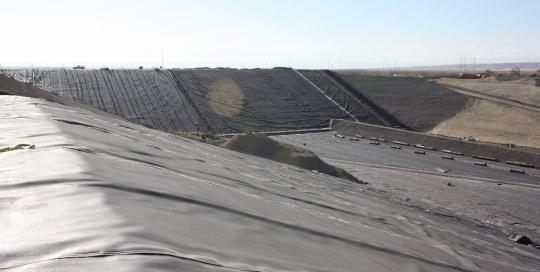 Landfills: Hazardous Waste: Clean Harbors WMU 35