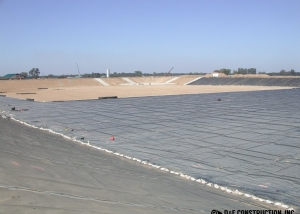 Agricultural Water Ponds: Sutter Homes Winery Ponds