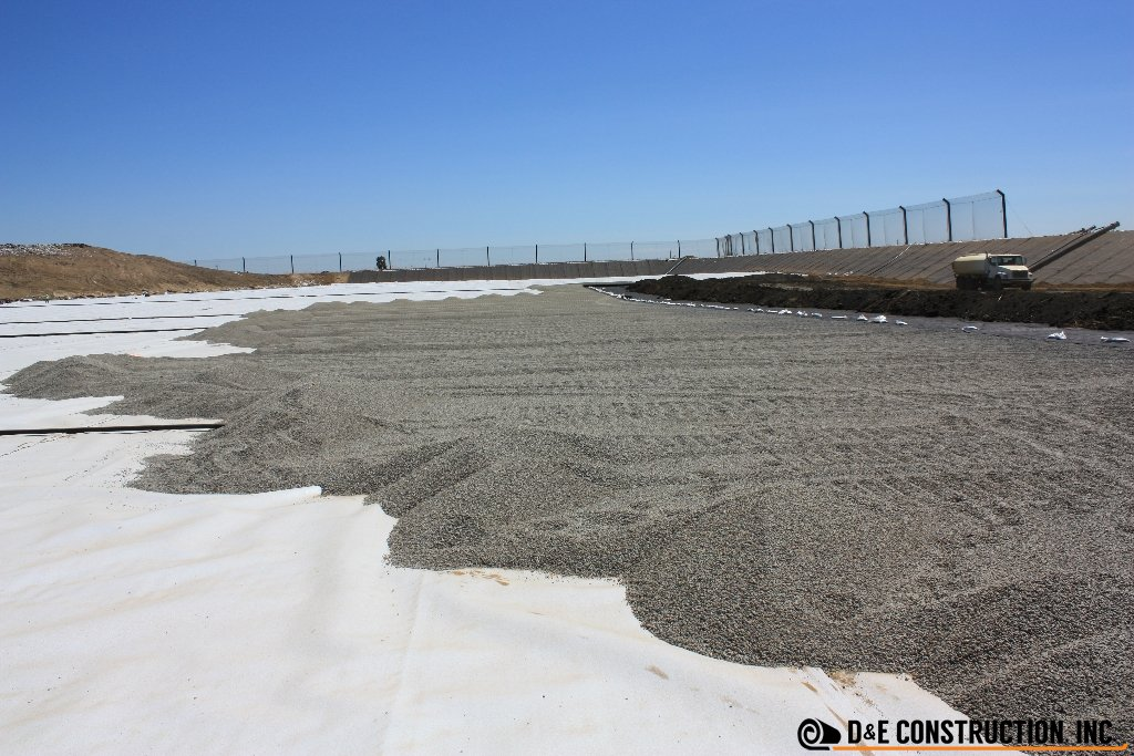 Landfills: Municipal Solid Waste Cell: Hay Road Landfill
