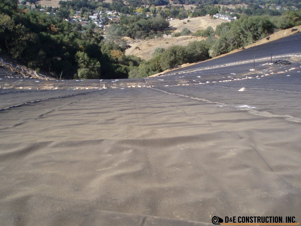 Landfill Cap: Jamestown Landfill