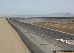 Wastewater Ponds: Lancaster Water Reclamation