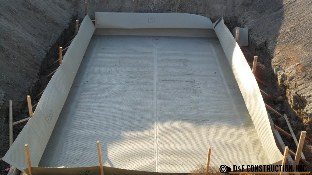 Concrete Protection Liners (CPL): Westlake Farms GSE Studliner