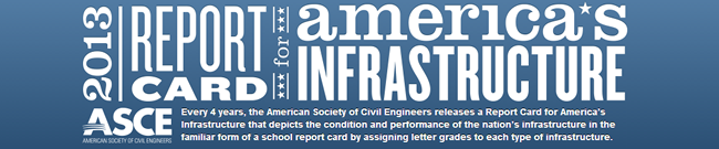 ASCE Report Card on American Infrastructure